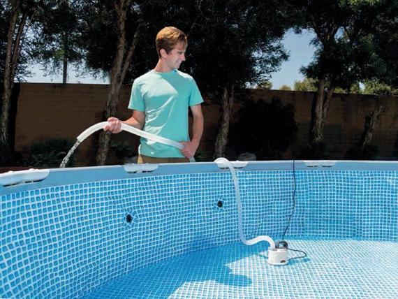 Accesorios para piscinas intex web oficial intex for Accesorios para piscinas